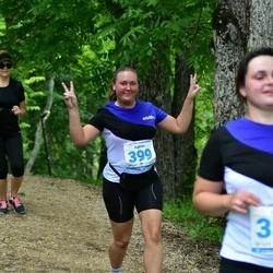 39. jooks ümber Pühajärve - Agnes Pärnamägi (399)
