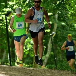 39. jooks ümber Pühajärve - Aare Kutsar (34), Pärtel Piirimäe (69)
