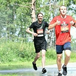 Võsu Südasuve Challenge - Olavi Laisarv (45), Alekszej Morgunov (484)