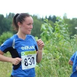 91. Suurjooks ümber Viljandi järve - Deivy Vaal (830)