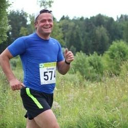 91. Suurjooks ümber Viljandi järve - Gunnar Eensoo (574)