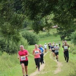 91. Suurjooks ümber Viljandi järve - Meelis Lond (522), Kaire Lindepuu (868), Linda Meiesaar (895)