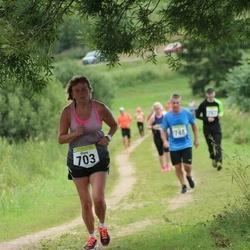 91. Suurjooks ümber Viljandi järve - Õnne Roosileht (703)