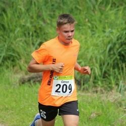 91. Suurjooks ümber Viljandi järve - Geron Vidder (209)