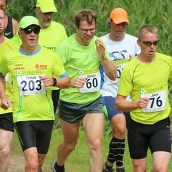 91. Suurjooks ümber Viljandi järve - Kaupo Karja (60), Jaan Jänes (76), Urmas Telling (203)