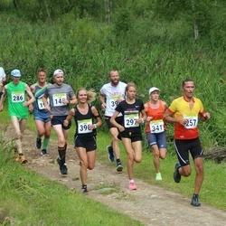 91. Suurjooks ümber Viljandi järve - Jaak Ritso (145), Lauri Sõõro (257), Heino Miina (286), Adele Tamberg (297), Kätlin Jakk (341), Heli Sepping (398)