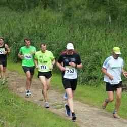 91. Suurjooks ümber Viljandi järve - Kaarel Koitne (171), Heigo Paide (263), Jüri Saar (266)