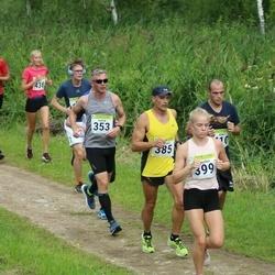 91. Suurjooks ümber Viljandi järve - Indrek Jalas (353), Vladimir Vinogradov (385), Annabel Raudsepp (399), Merili Käsper (438)
