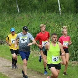 91. Suurjooks ümber Viljandi järve - Merili Käsper (438), Rein Väin (453), Meelik Saviste (792)
