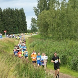 91. Suurjooks ümber Viljandi järve - Neeme Univer (233), Aivo Ehala (278), Indrek Kadak (621)