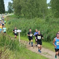 91. Suurjooks ümber Viljandi järve - Herkki Suurman (348), Janno Kikojan (545)