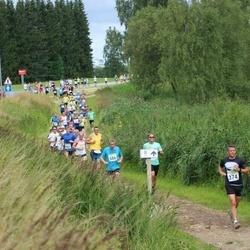 91. Suurjooks ümber Viljandi järve - Mihkel Schmidt (374), Toomas Näär (586)