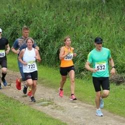 91. Suurjooks ümber Viljandi järve - Triinu Haavapuu (366), Andrei Lambinen (532), Triinu Kannel (722)