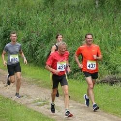 91. Suurjooks ümber Viljandi järve - Peeter Kirpu (428), Arvi Meidla (437), Henri Uiboaed (880)