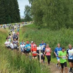 91. Suurjooks ümber Viljandi järve - Kalle Lillemets (524), Alar Ulk (554), Arne Sammel (590), Dmitry Demidov (759), Kaire Lindepuu (868)