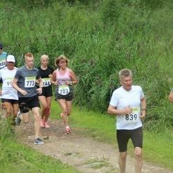 91. Suurjooks ümber Viljandi järve - Õnne Roosileht (703), Liina Tõnts (744), Eero-Sten Põldmaa (773), Juhan Paabstel (839)