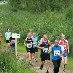 91. Suurjooks ümber Viljandi järve - Meelis Atonen (862), Andrus Prinzmann (920), Epp Välba (944)