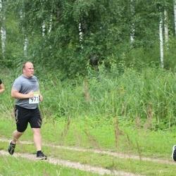 91. Suurjooks ümber Viljandi järve - Geiri Suur (813), Kristina Leilop (953), Rasmus Kodres (971)
