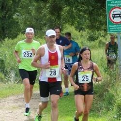 91. Suurjooks ümber Viljandi järve - Olga Andrejeva (25), Meelis Rink (28), Jaanus Johanson (232)