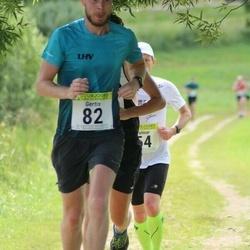 91. Suurjooks ümber Viljandi järve - Gertis Aru (82)