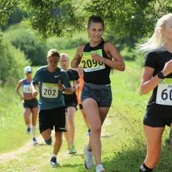 91. Suurjooks ümber Viljandi järve - Tanel Olev (202), Jekaterina Mirotvortseva (2090)
