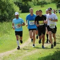91. Suurjooks ümber Viljandi järve - Mart Kelk (112), Margus Tähepõld (128), Martin Kaljumäe (417), Martin Veermäe (2100)