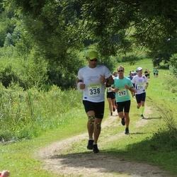91. Suurjooks ümber Viljandi järve - Joosep Naruskberg (292), Urmas Pihlak (338)