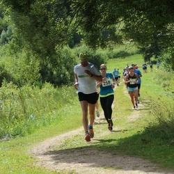 91. Suurjooks ümber Viljandi järve - Maret Müür (258)