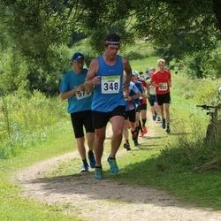 91. Suurjooks ümber Viljandi järve - Herkki Suurman (348)