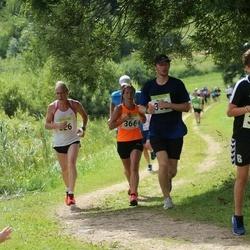 91. Suurjooks ümber Viljandi järve - Martin Palmiste (352), Triinu Haavapuu (366), Toomas Truu (526)