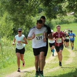 91. Suurjooks ümber Viljandi järve - Raitis Caklis (271), Ele Vool (473), Rauno Ruut (539)