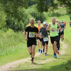91. Suurjooks ümber Viljandi järve - Kermo Teral (177), Jaanus Kaur (550), Hans Erik Atonen (597)