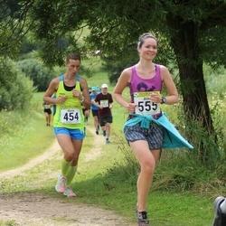 91. Suurjooks ümber Viljandi järve - Marju Lepmets (454), Alina Rence (555)