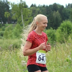 91. Suurjooks ümber Viljandi järve - Signe Pulin (647)