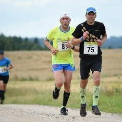 91. Suurjooks ümber Viljandi järve - Ahti Nuga (75), Martin Linke (89)