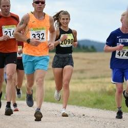 91. Suurjooks ümber Viljandi järve - Timo Vares (214), Lauri Loog (332), Jekaterina Mirotvortseva (2090)