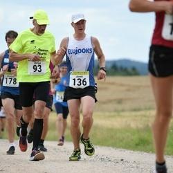 91. Suurjooks ümber Viljandi järve - Margo Siimumäe (93), Janek Käärd (136)