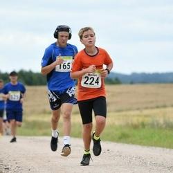 91. Suurjooks ümber Viljandi järve - Sander Kuusk (135), Markus Ritval (224)