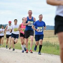91. Suurjooks ümber Viljandi järve - Agris Linnaste (97), Reimo Krass (137), Esko Miljukov (139), Roman Startsev (1342)