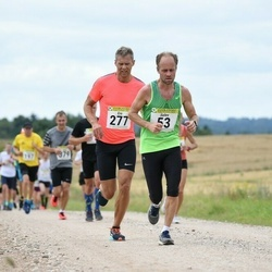 91. Suurjooks ümber Viljandi järve - Sulev Luik (53), Ero Helemäe (277)