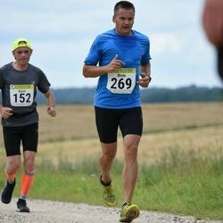 91. Suurjooks ümber Viljandi järve - Kuno Oja (152), Risto Valdmaa (269)
