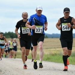 91. Suurjooks ümber Viljandi järve - Andris Dainis (237), Toivo Ivainen (331), Janek Mõndresku (548)