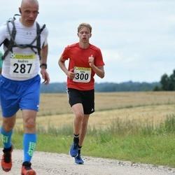 91. Suurjooks ümber Viljandi järve - Felix Pajo (300), Andrei Lambinen (532)