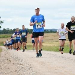 91. Suurjooks ümber Viljandi järve - Meelis Kokk (372), Erki Adams (461), Tauno Krull (478)