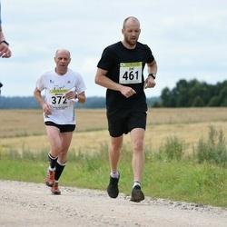 91. Suurjooks ümber Viljandi järve - Meelis Kokk (372), Erki Adams (461)
