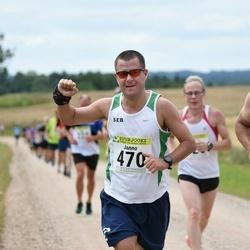 91. Suurjooks ümber Viljandi järve - Janno Kasemaa (470), Fred Üprus (553)