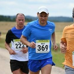 91. Suurjooks ümber Viljandi järve - Meelis Piirsalu (39), Rain Kallaste (222), Aivar Ots (365)