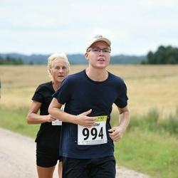 91. Suurjooks ümber Viljandi järve - Krister Kass (994)