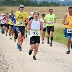 91. Suurjooks ümber Viljandi järve - Einars Jansons (168), Tambet Tõnisson (329), Triinu Kannel (722)