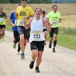 91. Suurjooks ümber Viljandi järve - Einars Jansons (168), Triinu Kannel (722)